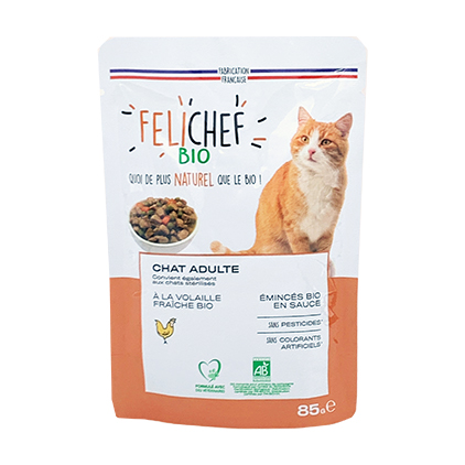 chicken slices for sterilized cats